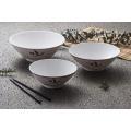 Melamine Rice Bowl/Soup Bowl/100% Melamine Dinner Bowl (ATB25B)