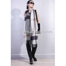 Super Qualität 2013 Damen überprüft 100% Kaschmir Schal