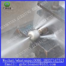 Nettoyage buse buse de nettoyage de la conduite d'égout de nettoyage de la conduite à haute pression