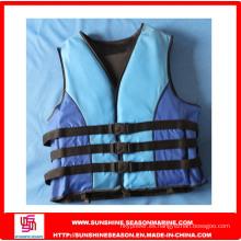 Dispositivo de flotación Personal Lifejacke / chaleco de vida / alta calidad vida Jaket (LJ-02)