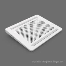 USB Laptop Cooler Pad with one fan super thin design