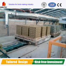 Clay Brick Dryer for Brick Production Line