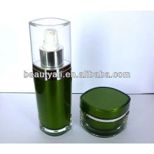 Eye Shape Acrylic Lotion Bottle