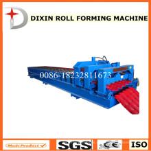 Máquina formadora de rolos de telha esmaltada de alta qualidade