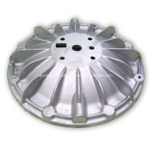 Molde de fundição de peças industriais de alumínio