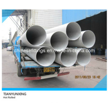 Asme Round Stainless Steel Hot Rolled/Rolling Pipes