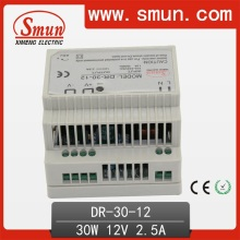 30W 12VDC DIN-Rail Single Output Switching Power Supply Dr-30-12