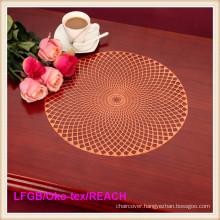 PVC Lace Place Mat / PVC Doilies/ Coaster