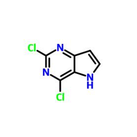 Cas63200-54-4 2,4-Dichloro-5H-pyrrolo[3,2-d]pyrimidine
