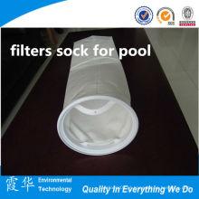 Alta qualidade feltro líquido filtros meia para piscina
