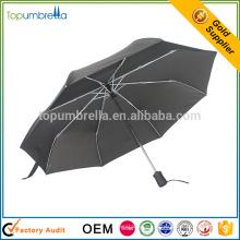 Promocional Bem Projetado Pequeno Auto Aberto Fechar Folding Umbrella