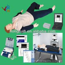 ISO Advanced AED und Trauma Sims, CPR Maniküre, Trauma Maniküre aed ecg Training