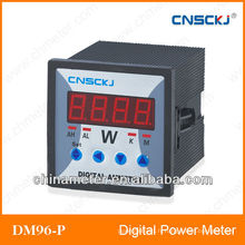 Made in Wenzhou dc power meter