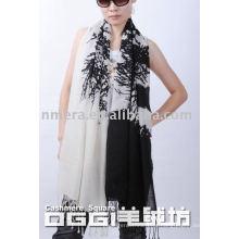 Senhoras Fahion lenço de lã / xaile
