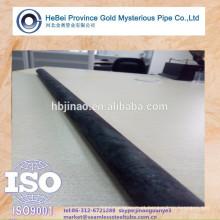 Normalização Recozido com escala Seamless Steel Carbon Tube & Pipe