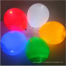 Ballon de logo personnalisé avec lumières LED