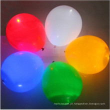 Balão de logotipo personalizado com luzes LED