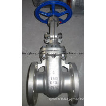 ANSI / ASME Flanged Ends Gate Valve RF