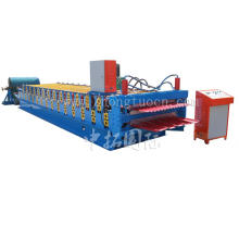 1050 Trapezoid/Corrugated Steel Roofing Sheet Making Mahcine