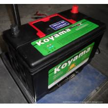 Bateria de carro automotivo / carro / caminhão / barco