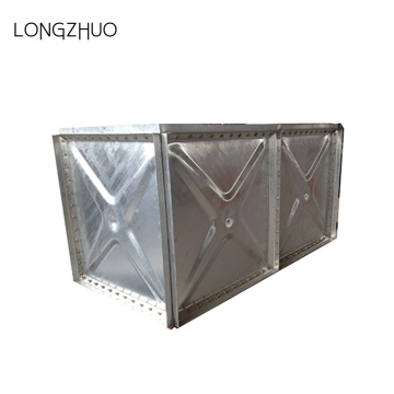 Hot Dipped Galvanized Steel Storage Water Tank
