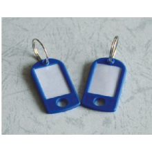4.7*2.5*0.3cm blue Key Chains