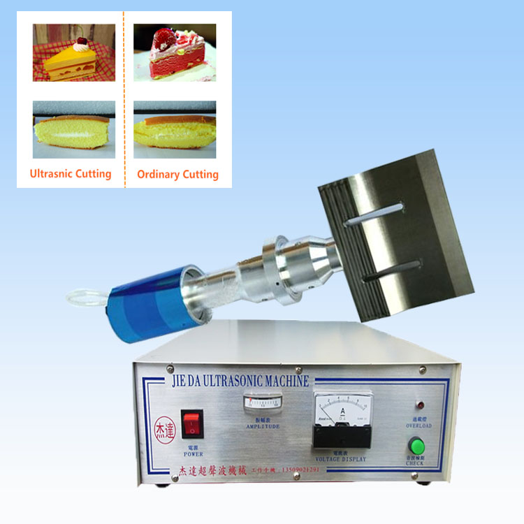Ultrasonic Cutter for Sandwiches