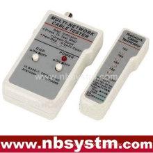 Cable Tester para UTP STP RJ45, BNC
