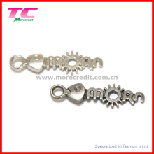 Hot Sale Customized Fish Metal Zipper Pulls