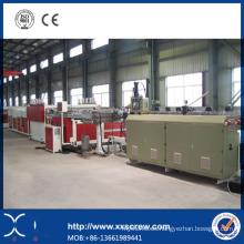 Línea de fabricación de extrusión de láminas de policarbonato