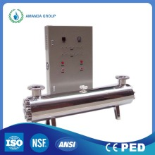 Indragrial UV Light Sterilizer untuk Water Filling Line