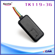 waterproof 3G WCDMA 6-36 VDC car/truck GPS location