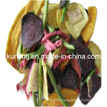 Mixed Vegetable Chips with High Quality