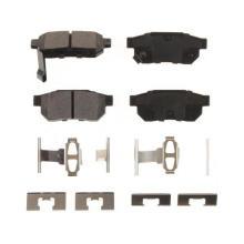Rear Axle Breaking Brake Pads Set OE Quallity 7443-D564