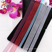Silk Wedding Organza Ribbon