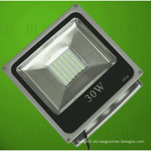 20W 30W 50W 100W Luz del foco del LED