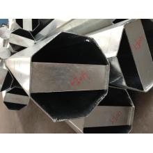 40FT Hot DIP galvanización acero polo