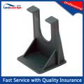 Support de rideau en aluminium moulé en plastique ABS / PP / as Injection