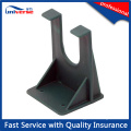 ABS/PP/as Injection Plastic Molded Custom Made Angle Curtain Bracket
