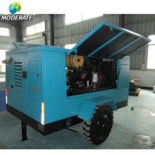 Copco Portable air compressor for Sandblasting