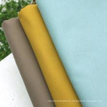 Venta de la tela sólida 100% del algodón de la alta calidad por el metro