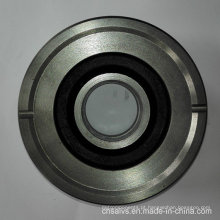 Sand Casting Grey Iron and Machining Piston for Construction Machinery
