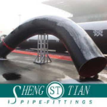 Forged Carbon Steel Butt Welded Pipe Fitting Bend