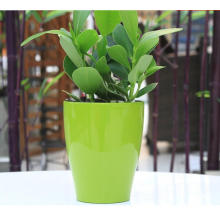 (BC-F1033) Fashionable Design Plastic Self-Watering Flower Pot