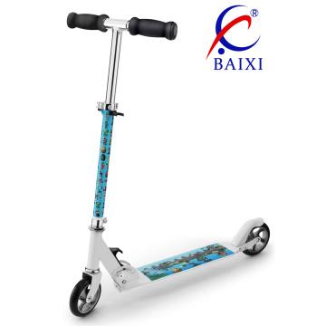 Scooter plegable de 2 ruedas para niños (BX-1103B)