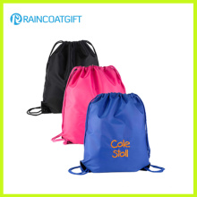 Waterproof Custom Nylon Drawstring Bag for Promotion