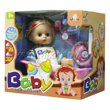 Battery Operated Baby Doll