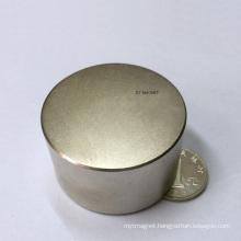 High Quality Big Disk NdFeB Neodymium Permanent Magnet