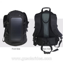 6.5W Sunpower light weight solar panel for backpacking