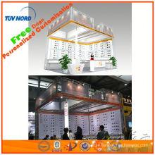 Sistema de treliça de parafuso de alumínio personalizado ou treliça de parafuso